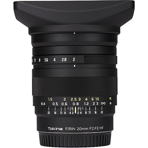 TOKINA MF FIRIN 20mm F2 For Sony FE 全片幅 手動對焦 廣角定焦鏡 正成公司貨 三年保固