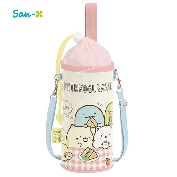 日本限定 角落生物 午餐版 水瓶袋 / 水壺袋