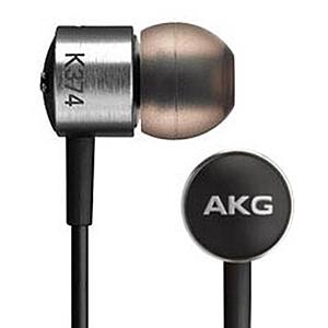 【送收納盒】AKG K374 耳道式耳機 鋁合金外殼設計時尚