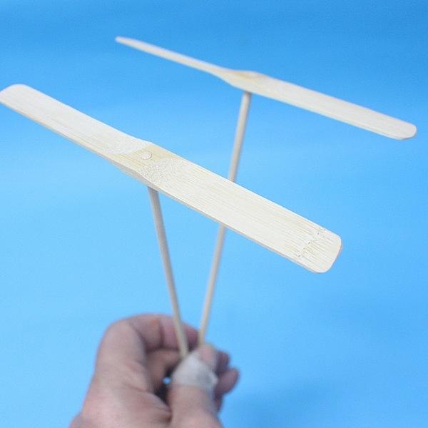 一般DIY竹蜻蜓 原色竹製竹蜻蜓/一袋50支入(定15) 彩繪竹蜻蜓 空白竹蜻蜓 童玩竹蜻蜓