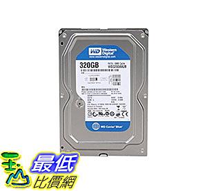 [8美國直購] WD Blue 320 GB IDE 硬碟 Hard Drive: 3.5 Inch, 7200 RPM, PATA, 8 MB WD3200AAJB