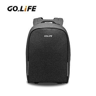 GOLiFE 極簡都市雙肩包 (多功能筆電後背包) 超機能超大容量 極簡時尚風