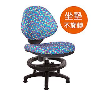 GXG 兒童數字 電腦椅 TW-098E (坐墊不旋轉)#訂購備註顏色