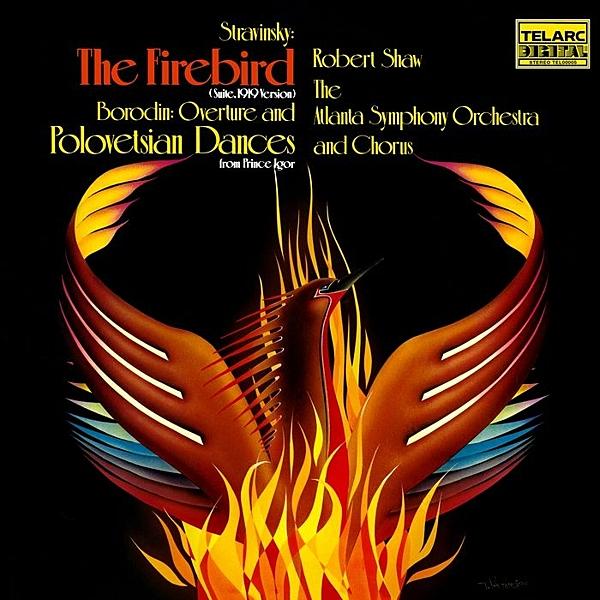 【停看聽音響唱片】【黑膠LP】羅伯.蕭/史特拉汶斯基:火鳥;包羅定:韃靼人舞