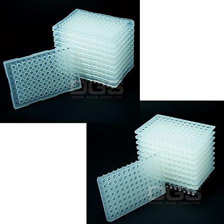 《台製》PCR反應盤 0.2ml 96 well PCR Plate