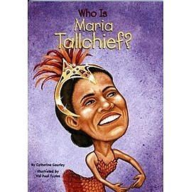 【人物傳記】WHO IS MARIA TALLCHIEF ?