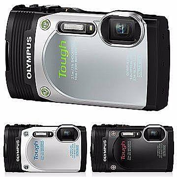 [ 全店紅 ] OLYMPUS STYLUS TG-850 Tough 防水 翻轉螢幕 自拍相機 (平輸) 送16G全配