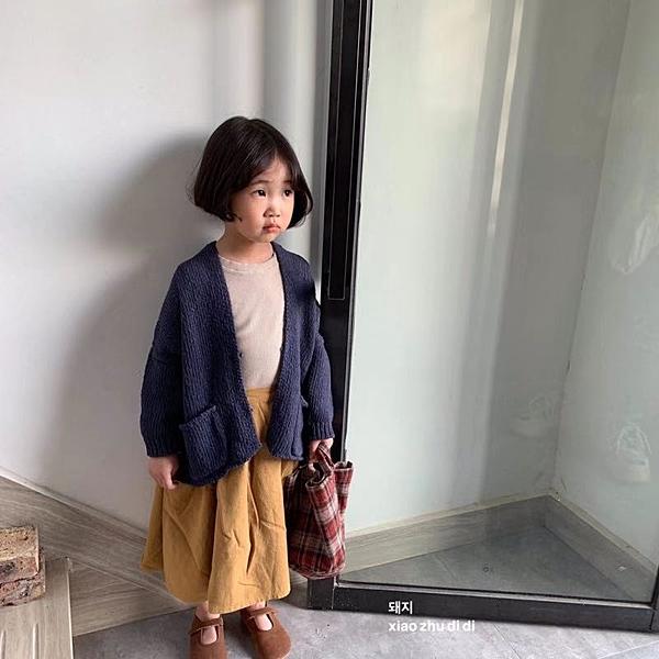 童裝 針織 毛線 開衫 針織 外套