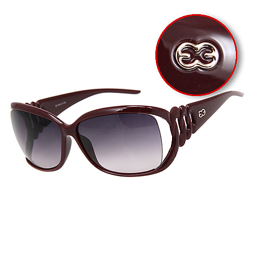 ESCADA 時尚太陽眼鏡  SES102-09FH (無盒)
