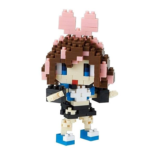 《Nano Block迷你積木》CN-10 Charanano 絆愛 A.I.Games╭★ JOYBUS玩具百貨