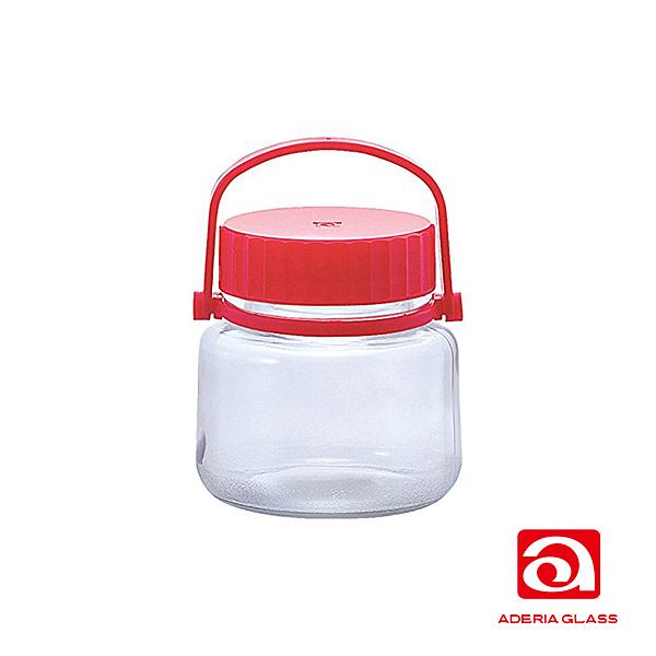 日本Aderia 梅酒玻璃罐 / 醃漬罐 (1L)