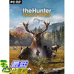[106美國直購] 2017美國暢銷軟體 theHunter: Call of the Wild - PC