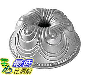 [美國直購] Nordic Ware 87437 蛋糕模具 烤盤 Chiffon Bundt Pan, Metallic