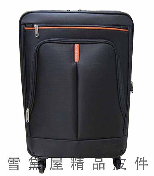 ~雪黛屋~18NINO81 24+17一組商務型行李箱美國專櫃360度靈活旋轉台灣製造精品品質保證可加大容量#8585