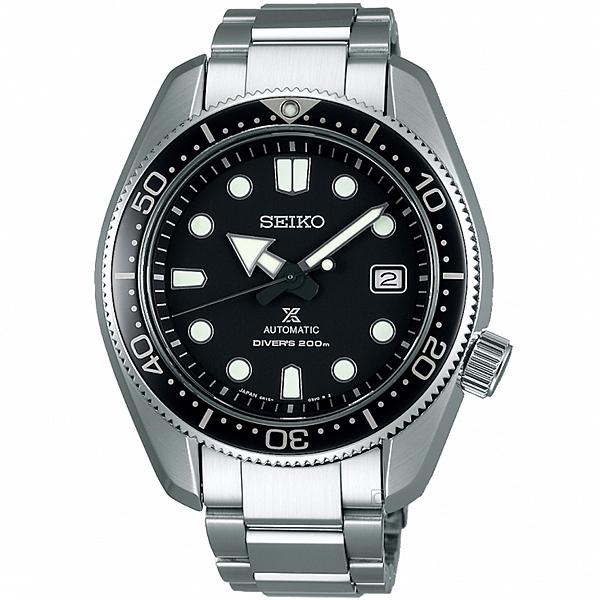 SEIKO精工PROSPEX DIVER SCUBA潛水機械錶    6R15-04G0D  SPB077J1