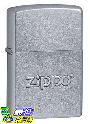 [美國直購 ShopUSA] Zippo Stamped Street Chrome Pocket Lighter 21193 $883