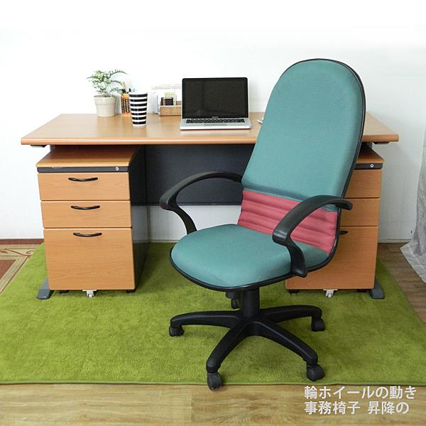 桌椅組【時尚屋】CD150HF-61木紋辦公桌櫃椅組Y699-16+Y702-1+FG5-HF-61/DIY組裝/台灣製/電腦桌
