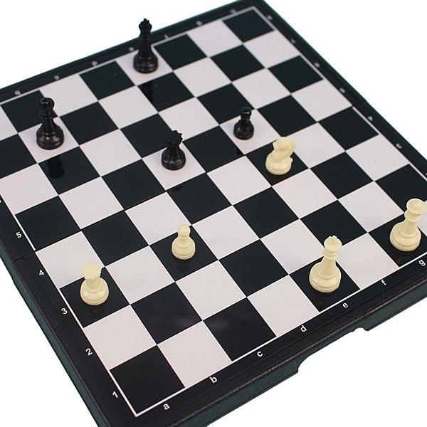 大富翁 小磁石西洋棋 G-703 雙玩法/一盒入(定160) 攜帶型磁性西洋棋-全新商品-