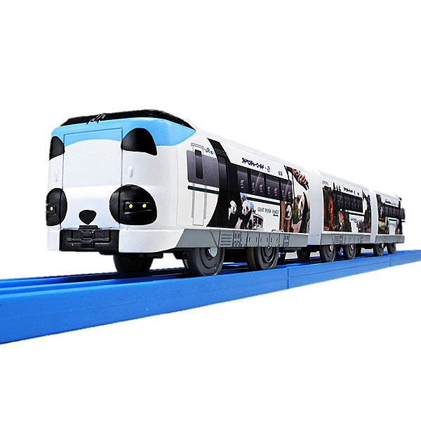 S-24 287 熊貓列車 (PLARAIL鐵道王國) 14766