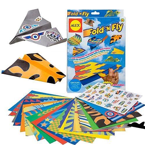【美國 Alex】紙飛機戰鬥隊 192w
