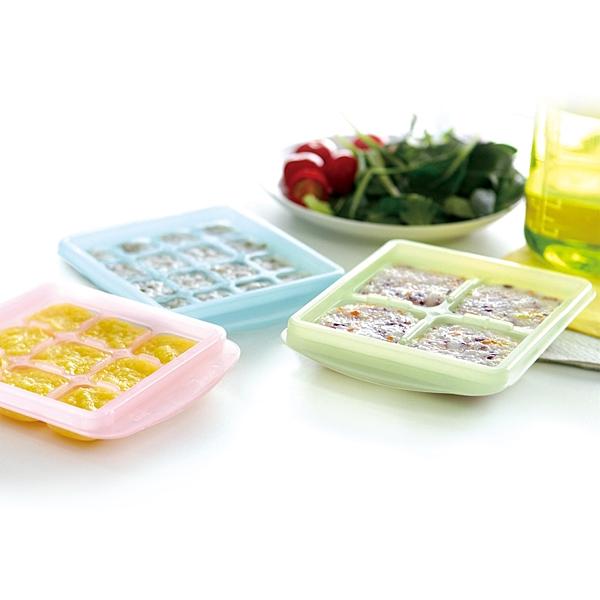小饅頭**EDISON 嬰幼兒副食品儲存分裝盒(2入組)-2款**特價262元
