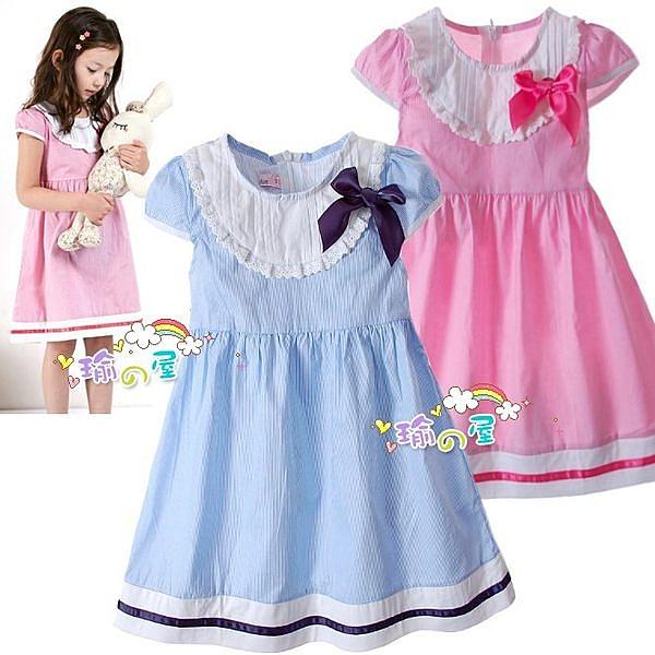 夏日《恬靜小公主》連身小洋裝