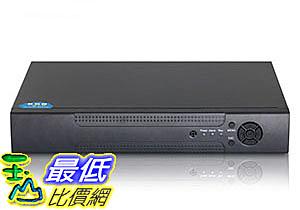 [106大陸直寄] AHD同軸 高清16路 監控硬碟錄影機 NVR1080P 網路 DVRTVICVI 混合雙盤