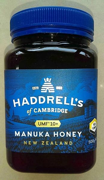 紐西蘭麥蘆卡蜂蜜UMF10+ 500g/罐 原裝進口 限時特惠