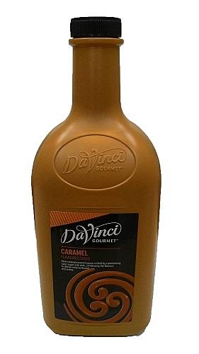 【Davinci】達文西焦糖風味淋醬 (2公升*3入)