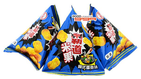 【吉嘉食品】厚毅 霸道米果(韓式醬香) 600公克,產地馬來西亞 [#600]{CU1465}