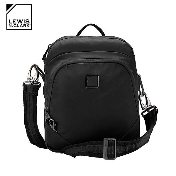 Lewis N. Clark RFID屏蔽小背包 5009 / 城市綠洲 (防盜錄、旅行包、美國品牌)