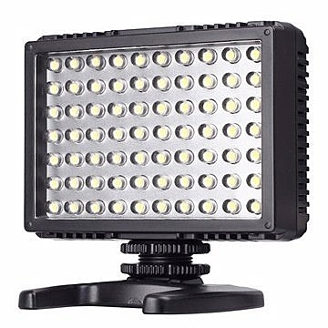 【聖影數位】品色PIXEL Sonnon DL-911 70顆LED專業攝影補光燈 攝影燈 公司貨 (產品代碼DL-911)