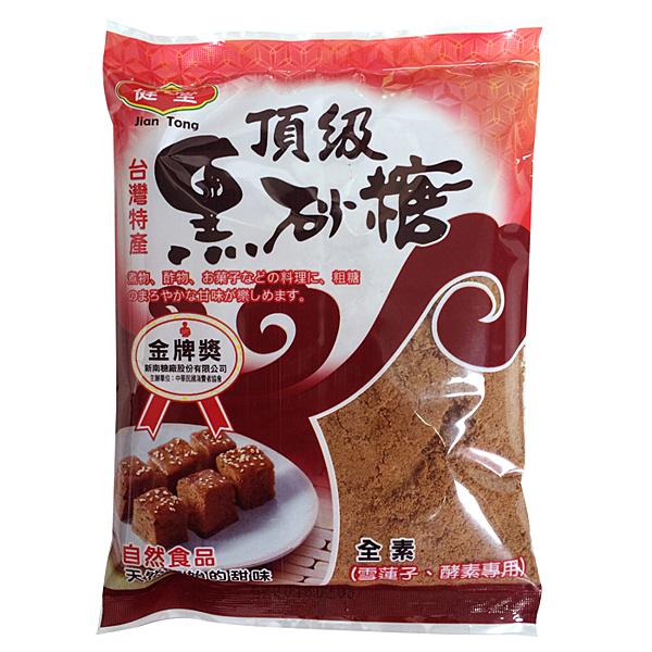 【台灣尚讚愛購購】健堂有限公司-頂級黑砂糖450g