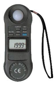 台製 數位式手持照度計 掌上型亮度計 光度計