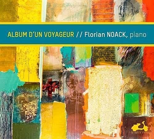 【停看聽音響唱片】【CD】佛羅昂.諾亞克:旅行家專輯-鋼琴小品集