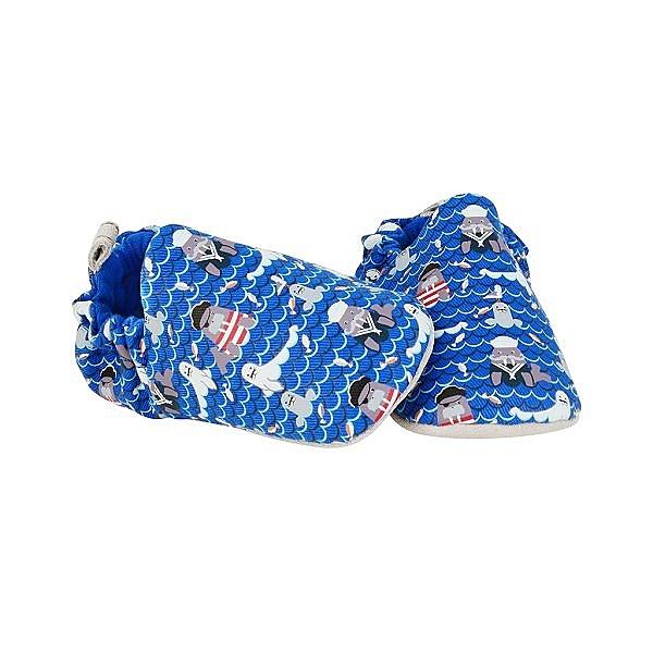 英國POCONIDO 手工鞋|嬰兒鞋|學步鞋_海獅與海象 (6~24M)
