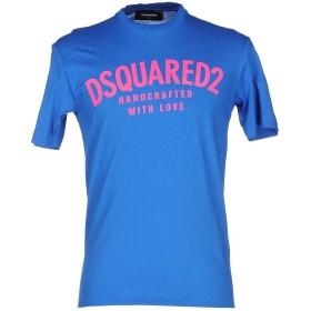 《セール開催中》DSQUARED2 メンズ T シャツ ブルー M コットン 100%