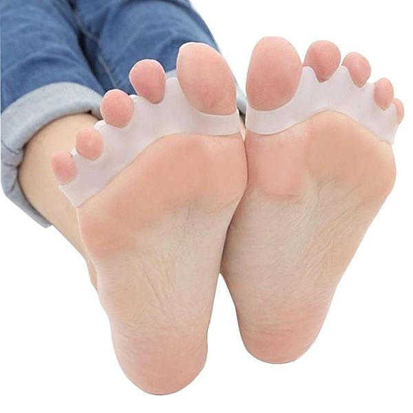分趾器 日本腳趾器大拇指外翻器腳趾重疊瑜伽分趾器足外翻器萬聖節狂歡