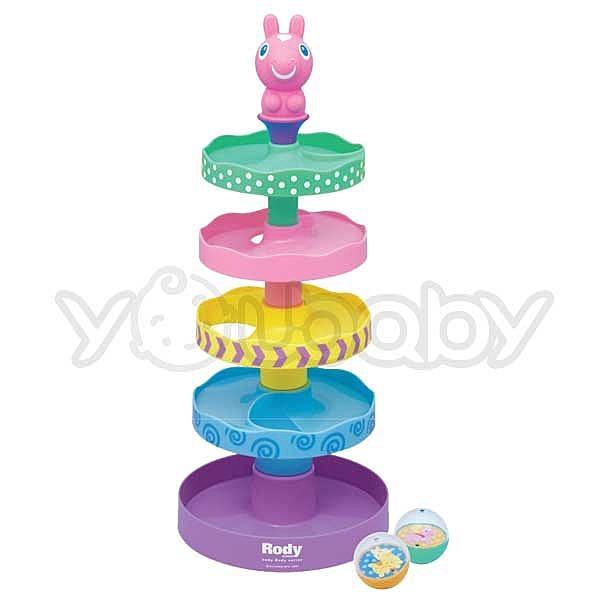 Rody 高級滑球塔