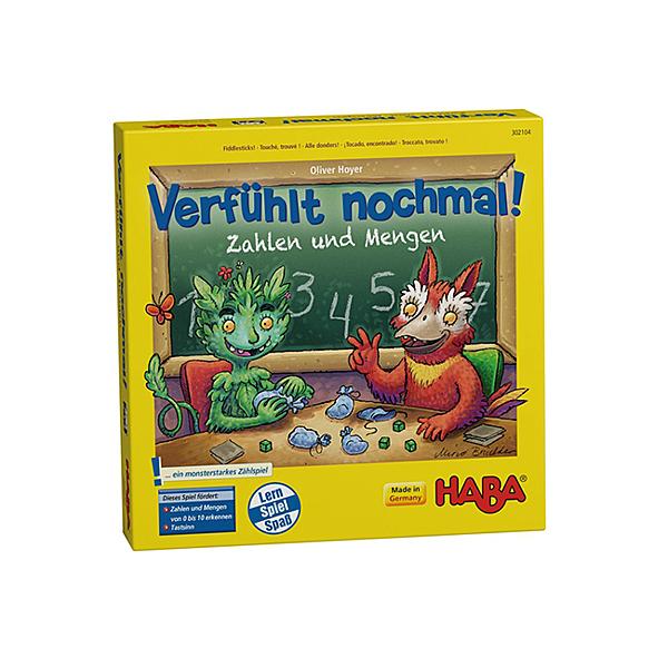 【德國 Haba 兒童桌遊】數學加減- 數字妙手 TA302104