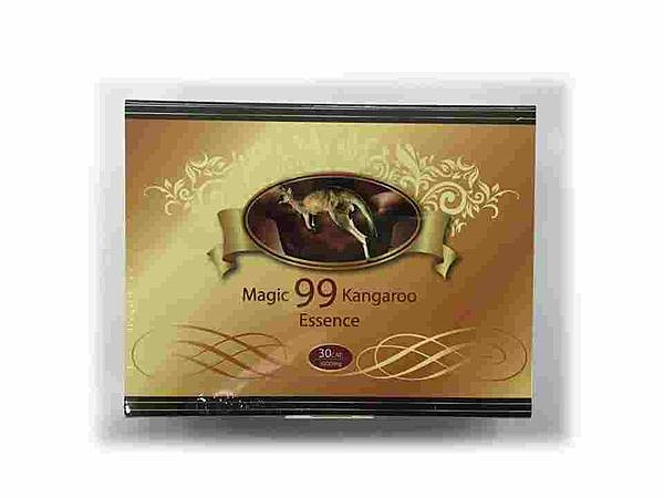 Magic99 袋鼠濃縮膠囊 30顆[仁仁保健藥妝]
