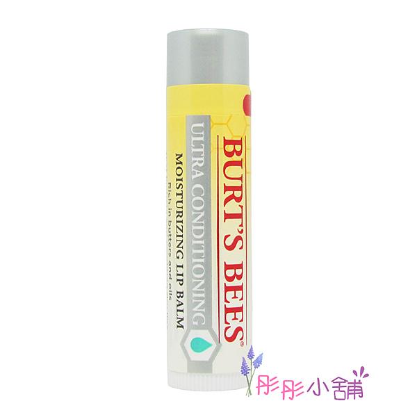 【彤彤小舖】Burt s Bees 蜜蜂爺爺 超保溼綠洲護唇膏0.15oz / 4.25g 美國進口