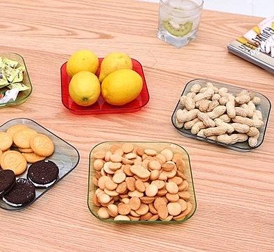【協貿國際】零食碟水果盤/瓜子盤-4個裝