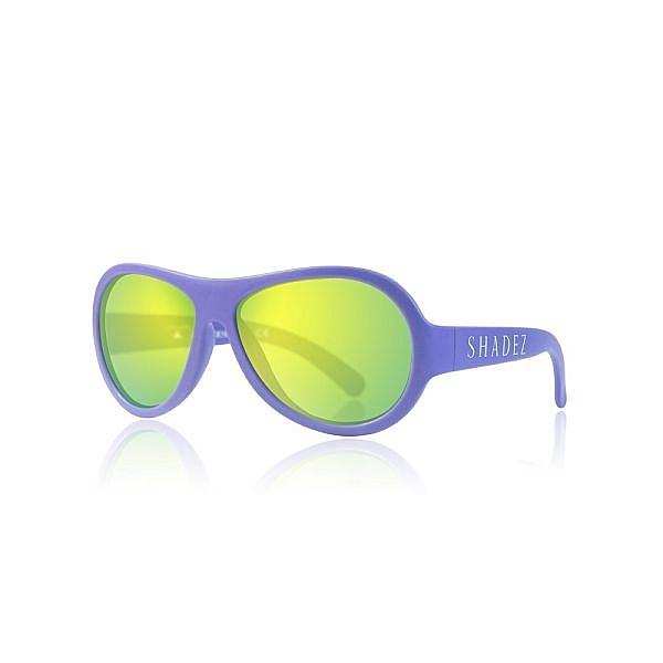 瑞士 SHADEZ 經典款太陽眼鏡~0-3歲(帥氣藍紫)