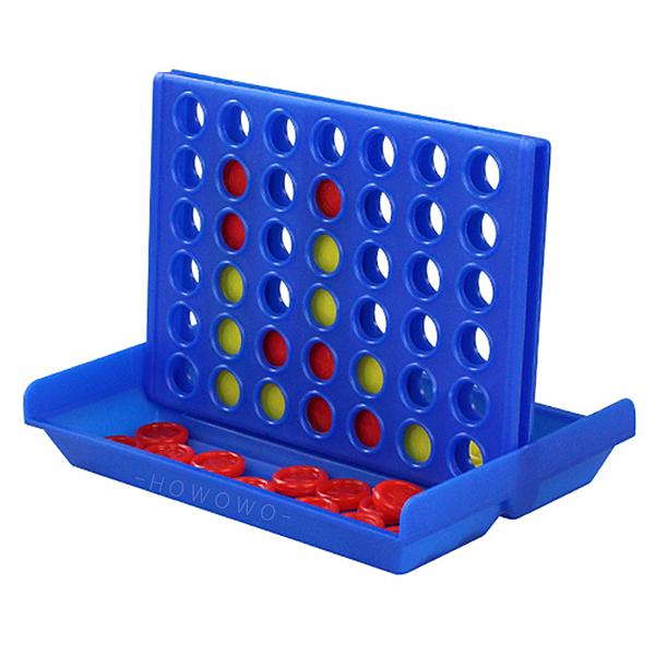 益智四連棋 兒童連環棋 賓果遊戲 桌遊 兒童益智玩具 7815 好娃娃