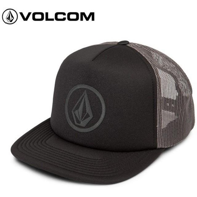 19SP VOLCOM キャップ FULL FRONTAL CHEESE HAT d5511707 :asb 正規品/メンズ/帽子/ボルコム/cat-fs
