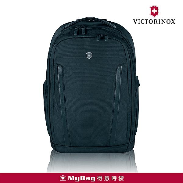 Victorinox 瑞士維氏 後背包 Altmont Professional 15吋電腦後背包 多功能收納 黑色 TRGE-602154 得意時袋
