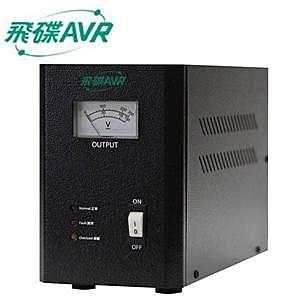 【綠蔭-免運】飛碟FT AVR-E4KA 4KVA 全電子式穩壓器 ( 七段)