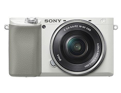 Sony A6100L 白色【含16-50mm 鏡頭】單鏡組 公司貨 送相機包 晶豪泰 高雄 實體店面