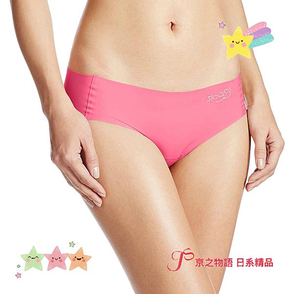【京之物語】現貨-日本製造sloggi桃紅色女性超舒適無痕三角內褲M號